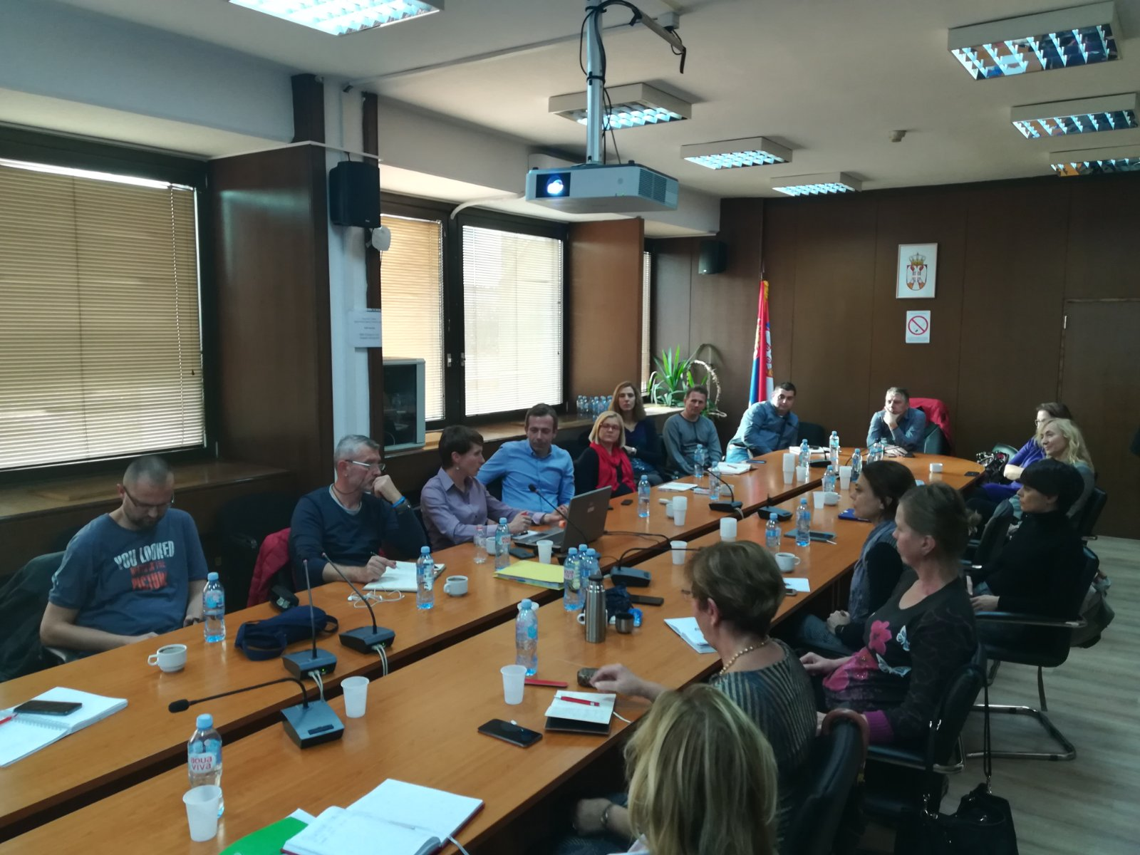 Одржан радни састанак о хармонизацији прописа у оквиру Поглавља 27