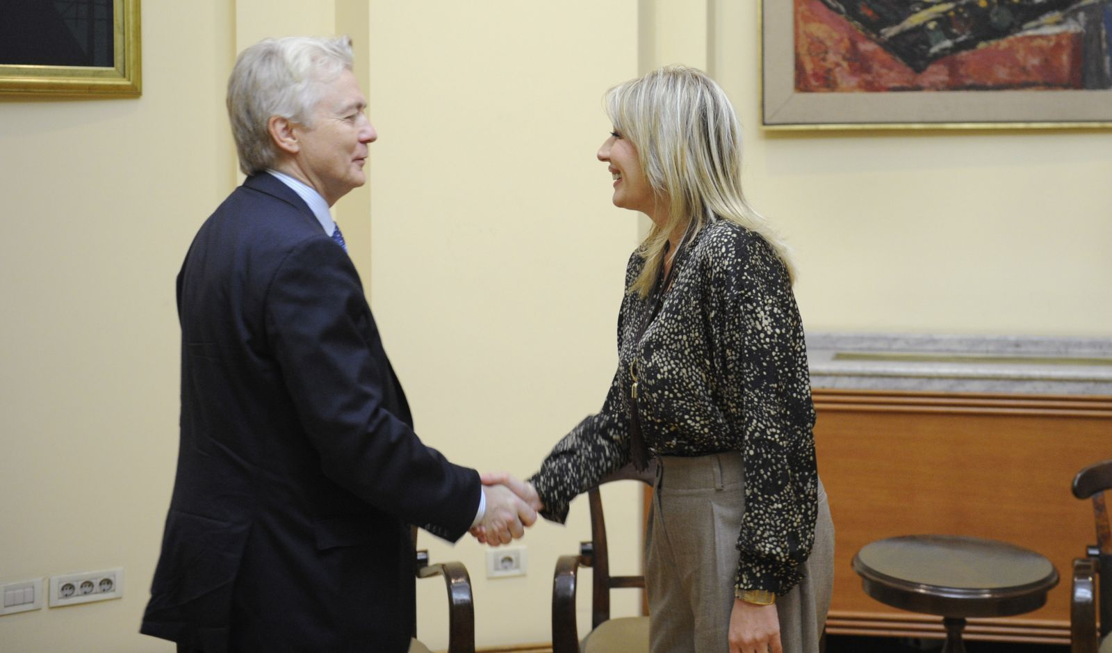 J. Joksimović and Gjelstad: Norway continues development cooperation with Serbia