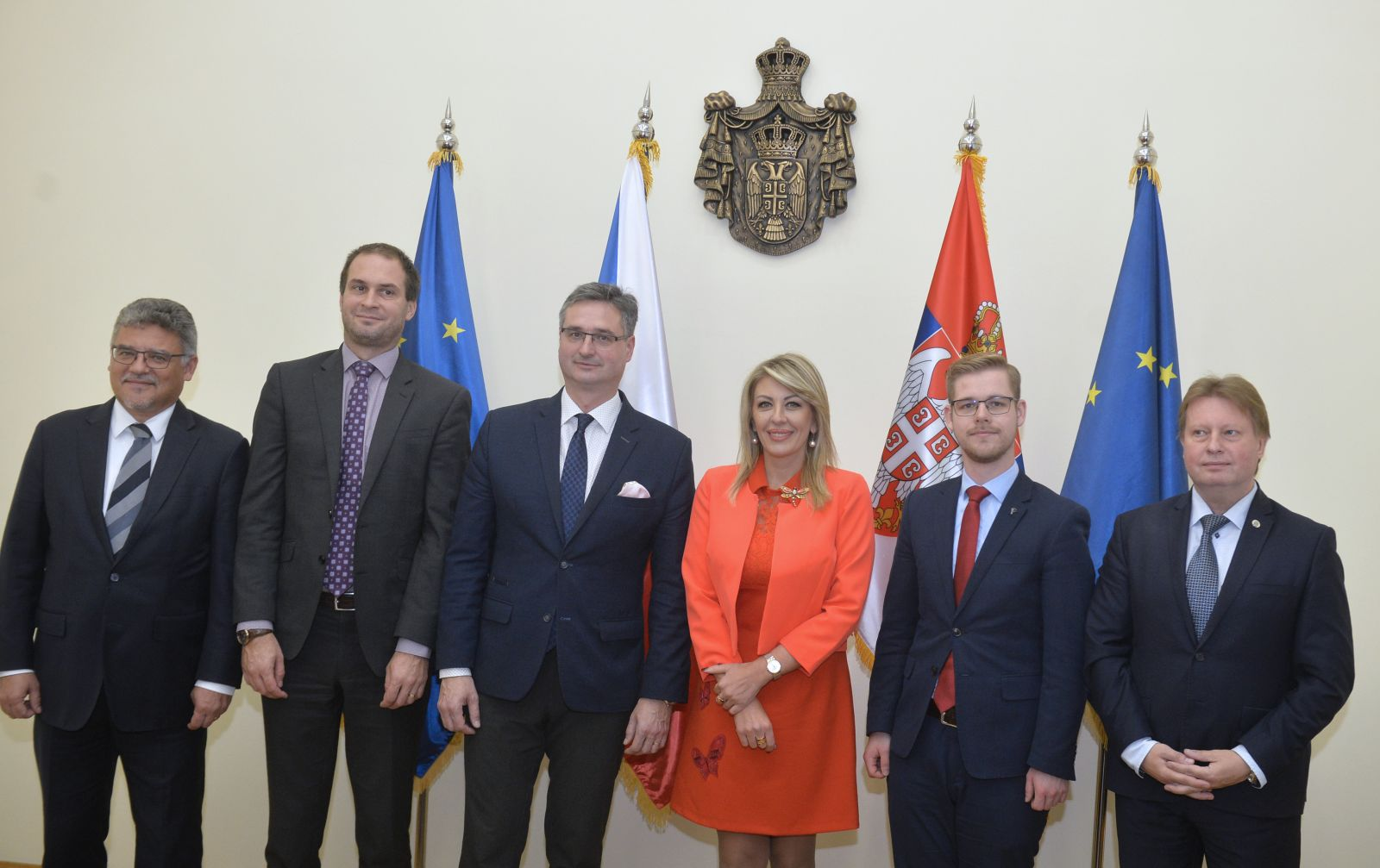 J. Joksimović and Czech parliamentarians: Czechia will actively support Serbia's European integration process