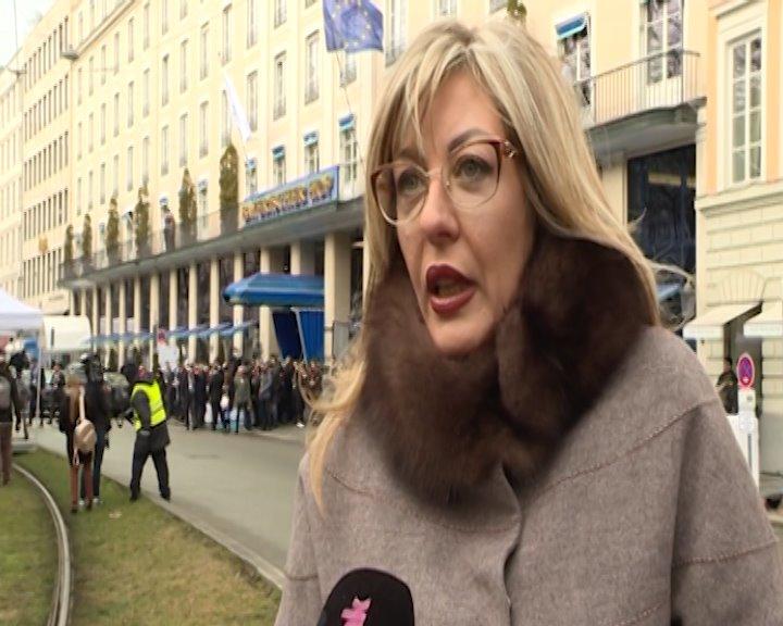 Ј. Јоксимовић: Минхенска конференција важна за креирање праваца међународне политике