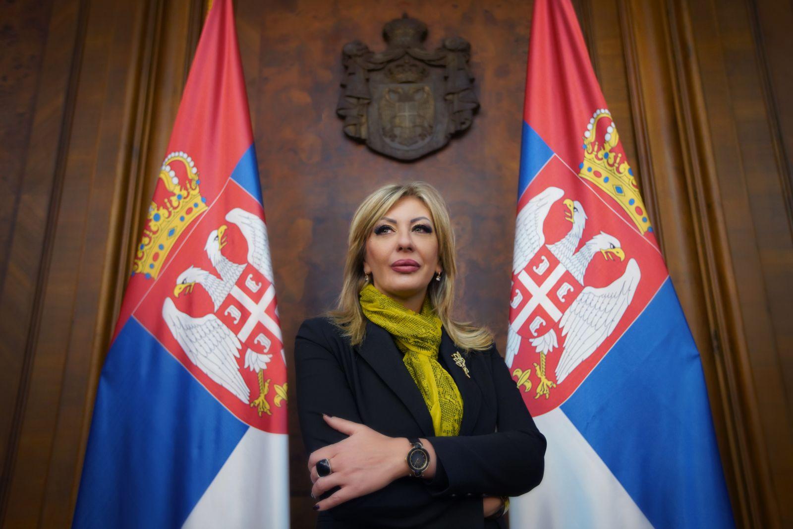 Ј. Јоксимовић: ЕУ фондови доприносе обнови културног и верског наслеђа у Србији