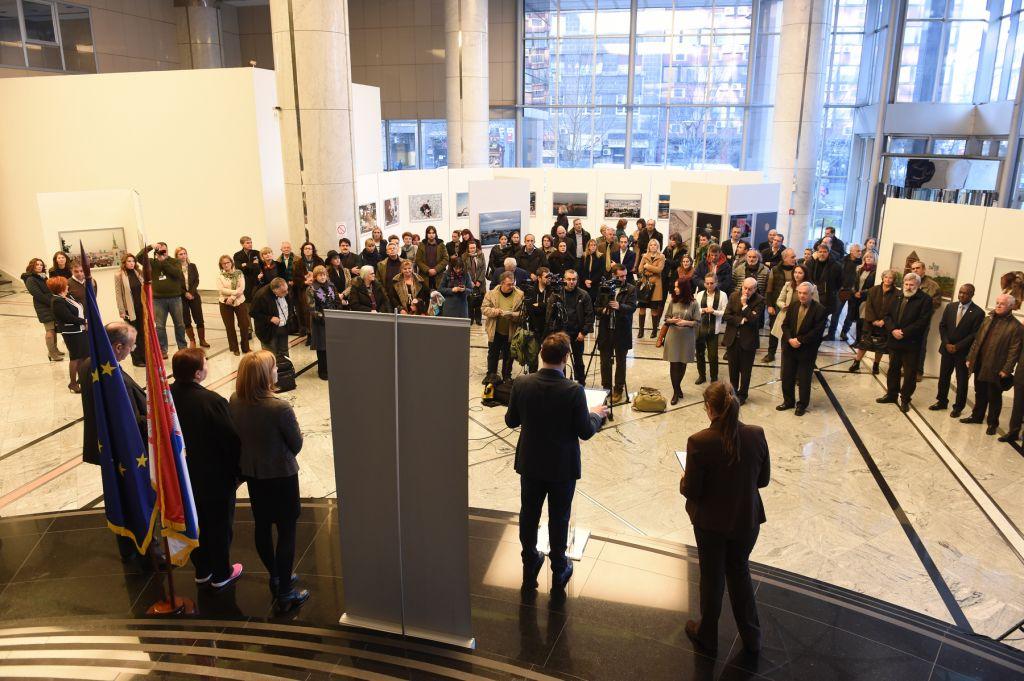 """Applied Nostalgia Belgrade - Bratislava"" exhibition opened"