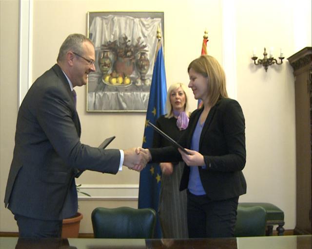 Потписан Споразум о сарадњи у процесу европских интеграција Србије