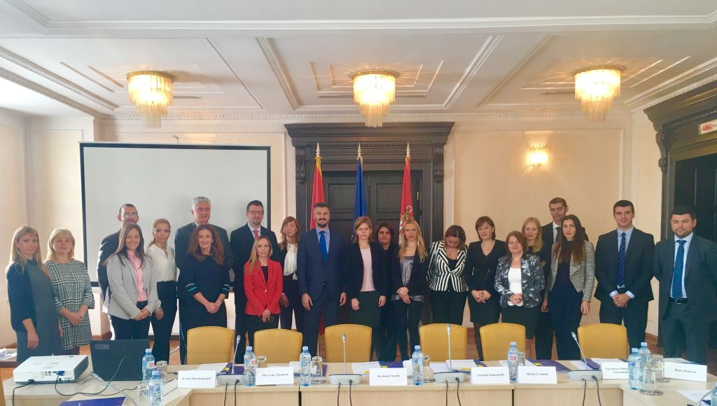 The Second Meeting of the Joint Committee for the implementation of the Cooperation Agreement between the Government of the Republic of Serbia and the Government of Montenegro in the context of EU accession held in Belgrade