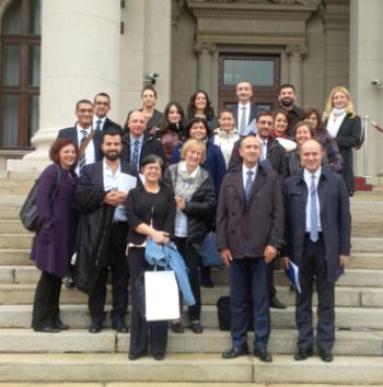 Студијска посета делегације Републике Турске Канцеларији