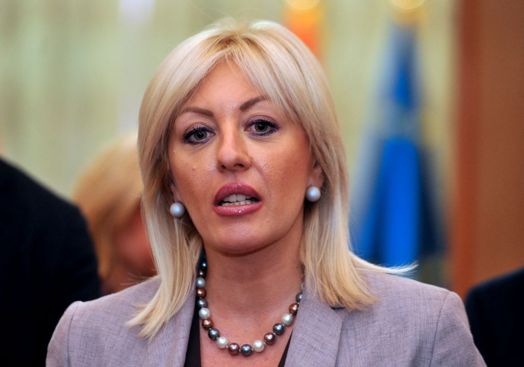 J. Joksimović: The least has been talked about Serbia, mostly about the package of the Western Balkans
