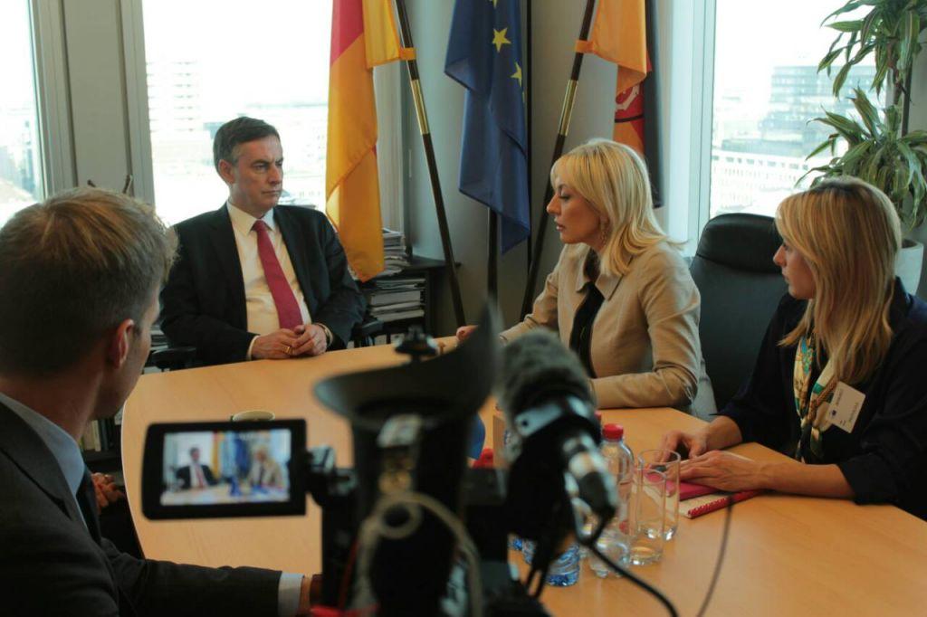 J. Јоксимовић: Наш план је да до 2021. или 2022. године у потпуности будемо усаглашени са европским стандардима