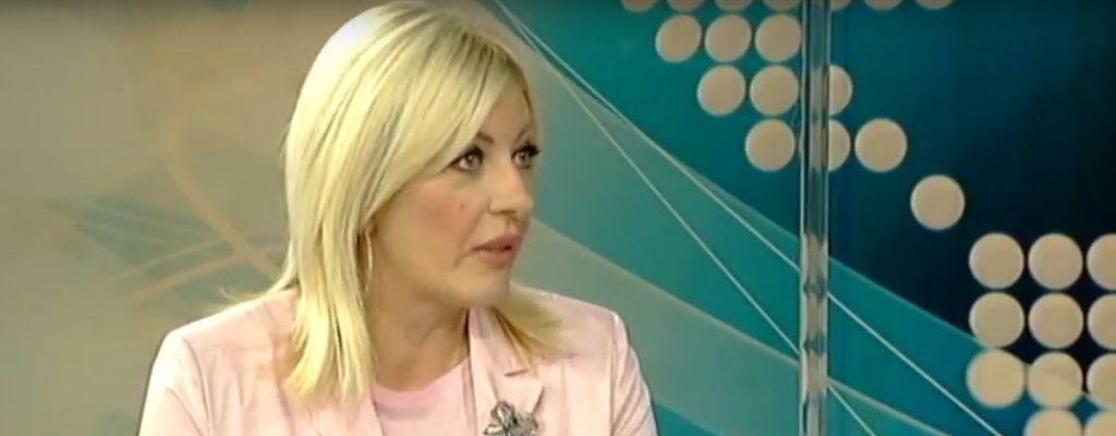 Jadranka Joksimović for RTS: Provocative rhetoric from the region that must not be heard