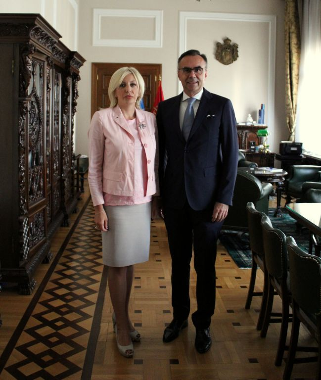 Jadranka Joksimović and Gordan Markotić: Responsible political messages are important