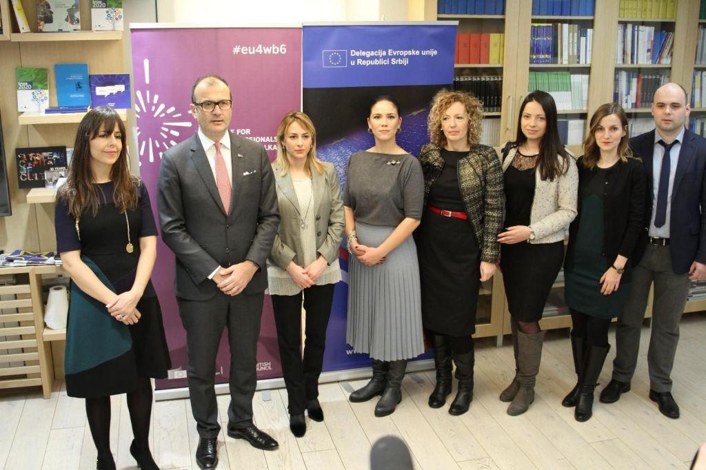 Програм Европске уније за младе државне службенике на Западном Балкану