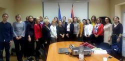 Делегација Украјине у студијској посети МЕИ