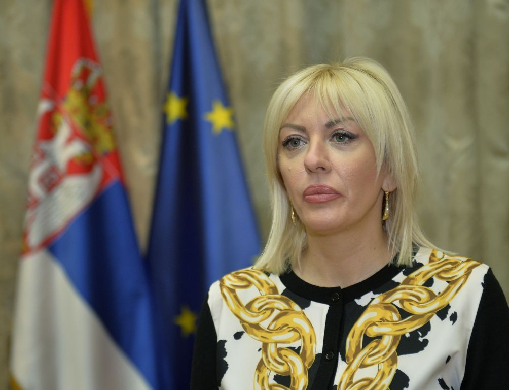 J. Joksimović: For the first time, the lack of media freedom not mentioned for Serbia by the EP