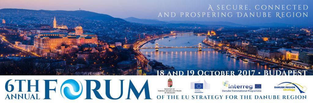 Prijavite se na Šesti godišnji forum Strategije Evropske unije za Dunavski region