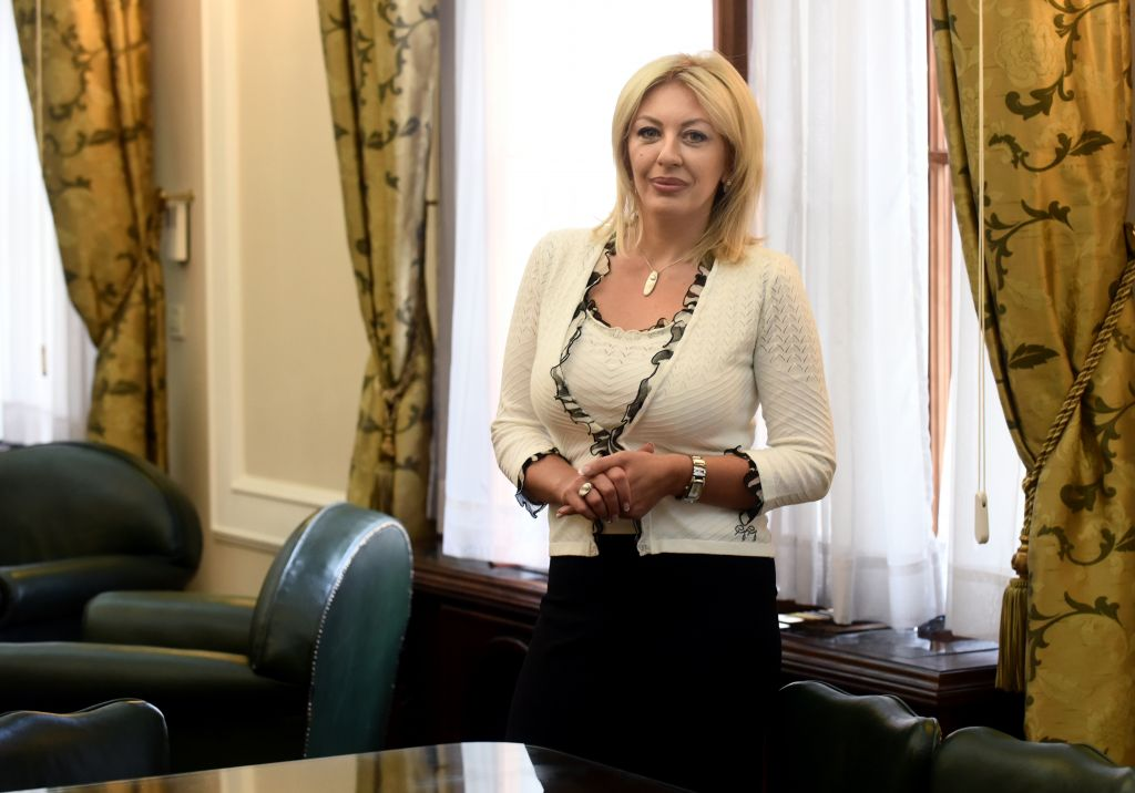 J Joksimović on EC President Jean-Claude Juncker's statement that Serbia will become EU Member State even before 2025