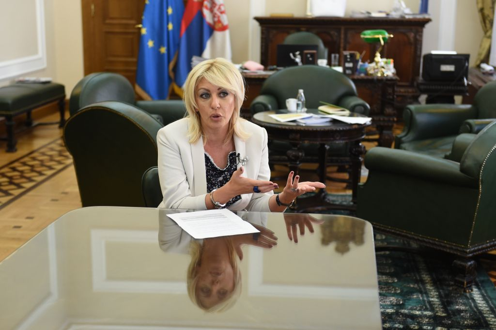 J. Joksimović: Hahn's visit is important, he is sincerely committed to enlargement