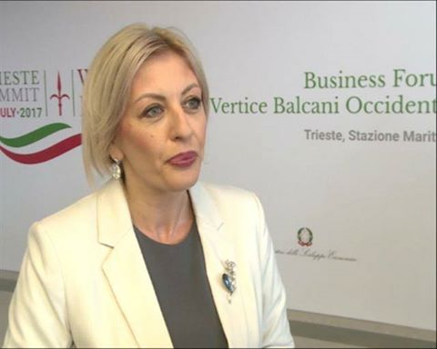 Minister Jadranka Joksimović expects practical steps after Trieste Summit