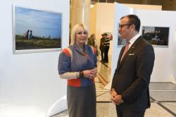 "J. Joksimovic and Fabrici opened the exhibition ""Applied Nostalgia"""