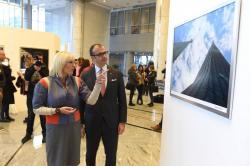 Opening of the Exhibition Applied Nostalgia: Belgrade-Tallinn, National Bank of Serbia