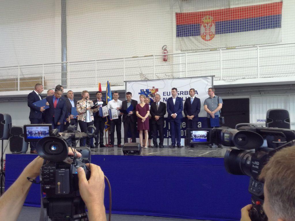 """У Пироту одржан Сајам ЕУ пројеката """"ЕУ и Србија на делу"""""""