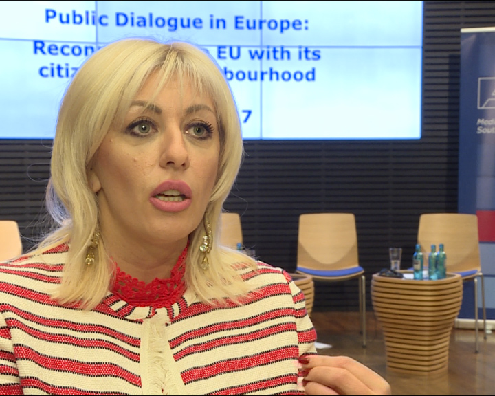 J. Joksimović: Sharing responsibilities for a stable region