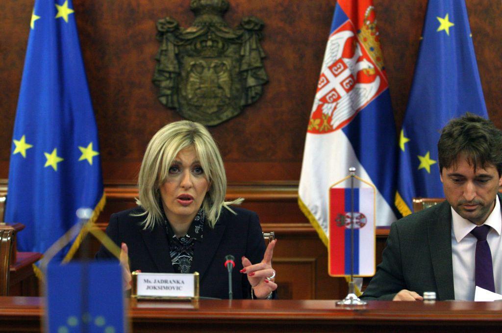 Ј. Јоксимовић: Препознат напредак, очекујемо отварање нових поглавља