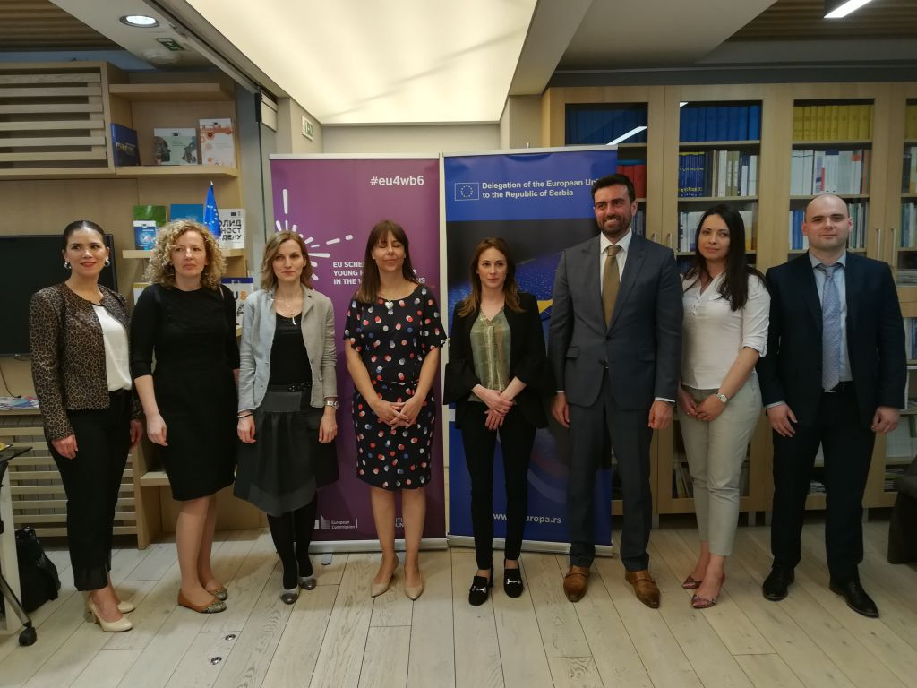 Results of the EU Scheme for Young Professionals in the Western Balkans II presented