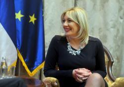 Ј. Јоксимовић се састала са Лутеротијем