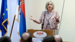 Ј. Јоксимовић обишла Општу болницу у Пожаревцу