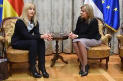 Министар Ј. Јоксимовић и Алт