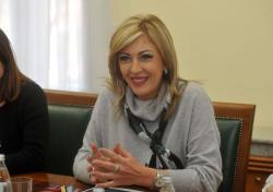 Састанак министра Ј. Јоксимовић с Тамар Кулордавом