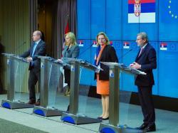 Србија отворила још два поглавља