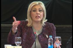 """Јадранка Јоксимовић на конференцији """"Западни Балкан и чланство ЕУ - јача регионална сарадња у циљу бржег процеса европских интеграција"""""""
