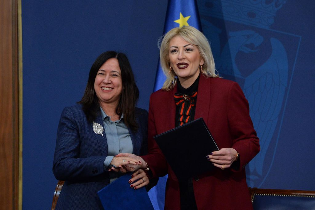 J. Joksimović: EUR 28 million grant for integrated border management