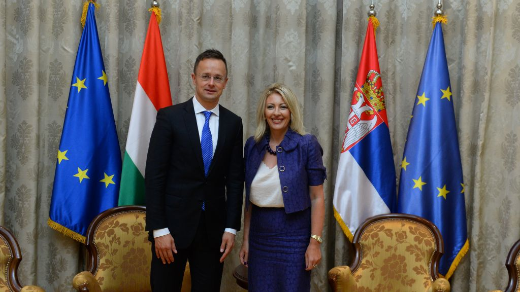 Szijjártó: Year 2025 is a far-off date, Serbia needs to become a member as soon as possible