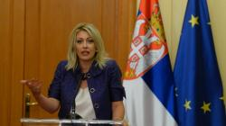 Састанак министра Ј. Јоксимовић са министром П. Сијартом