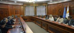Састанак Јадранке Јоксимовић и Деметроса Силуриса