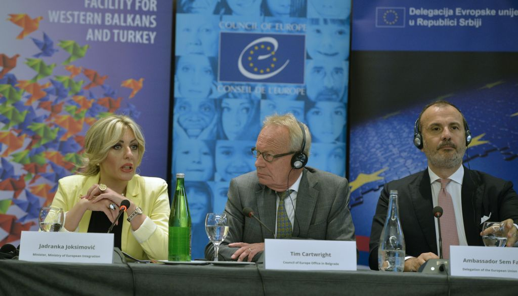 J. Joksimović: The rule of law at the heart of the accession process and reforms