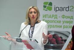 Ј. Јоксимовић o споразуму о ИПАРД фондовима