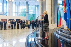 Ј. Јоксимовић отвара изложбу Примењена носталгија