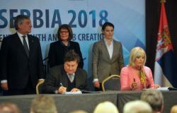 """Конференција """"ЕУ - Србија 2018: инвестиције, раст и запошљавање"""""""