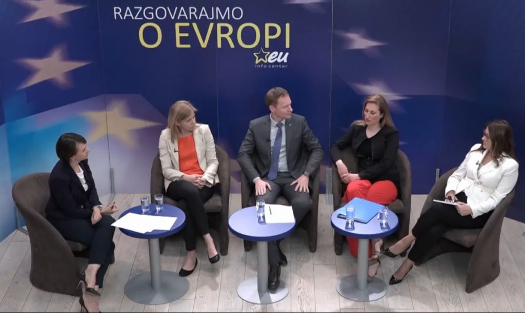 "Дебата ""Разговарајмо о Европи"""