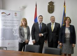 Потписан споразум о спровођењу пројекта подршке реформи јавне управе у Србији