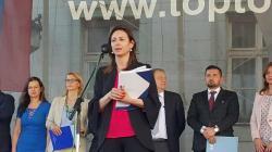 Државни секретар Ања Ровић на отварању манифестације Европско село у Зрењанину
