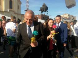 Прослава Дана Европе у Зрењанину