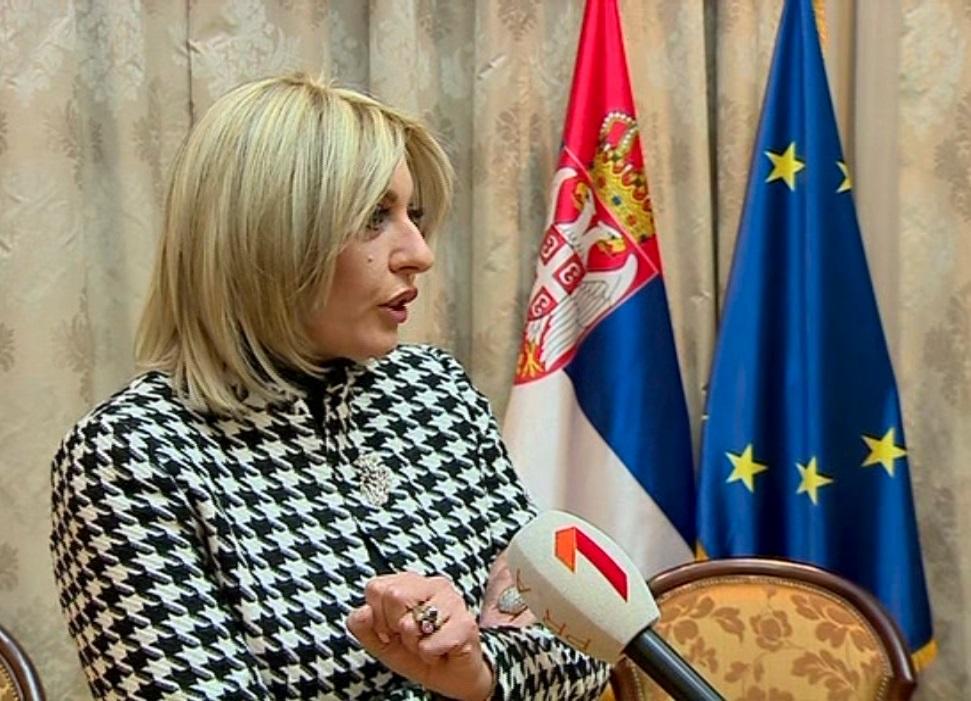 Ј. Јоксимовић: Важно је да се чује глас Србије