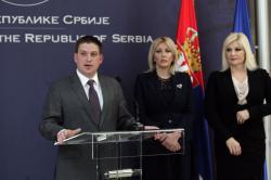 Потписивањe Меморандума о сарадњи на унапређењу железничког саобраћаја пруге Београд - Загре
