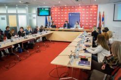 """Семинар за медије """"Медији, преговори са Европском унијом и ИПА фондови"""""""