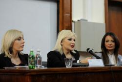 """Трибина """"Снага жена у државној политици"""""""