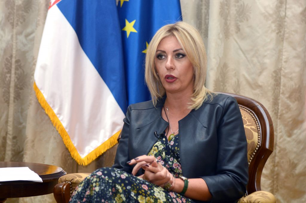 J. Joksimović: Will they present gallows as their policy in Brussels?