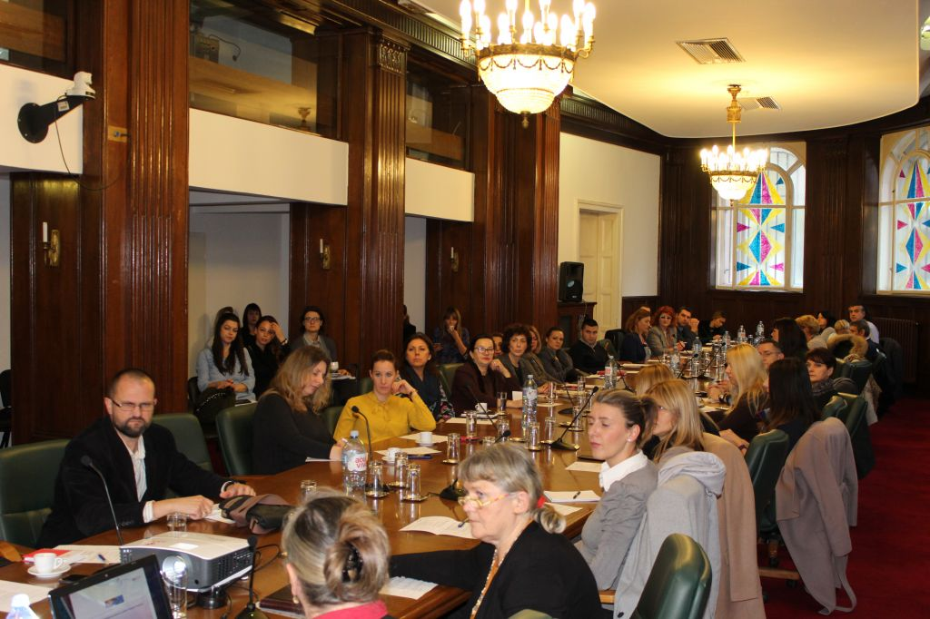 Seminar on budgeting of action plans for Serbia's EU accession